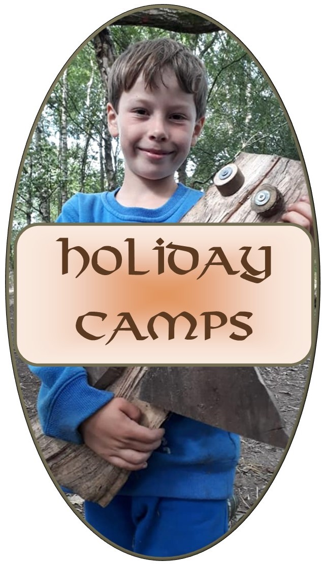 holiday camps buttons